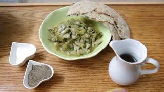 מתכון לפול ירוק מבושל - מנה דרוזית מסורתית