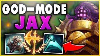 THIS JAX BUILD CAN 1V5 ENTIRE ENEMY TEAMS! SEASON 9 JAX TOP GAMEPLAY! - League of Legends