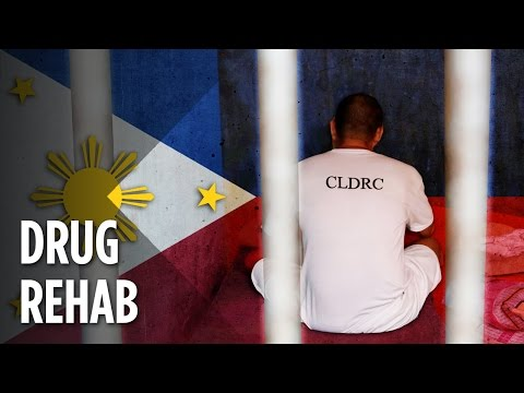 What Happens When Drug Addicts In The Philippines Surrender?