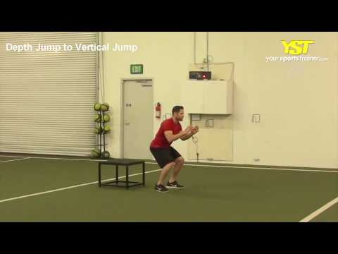 Depth Jump to Vertical Jump