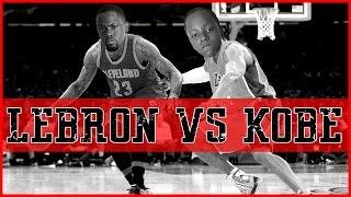 WHO'S BETTER? LEBRON OR KOBE?! - NBA 2K16 Head to Head Blacktop Gameplay Game 7