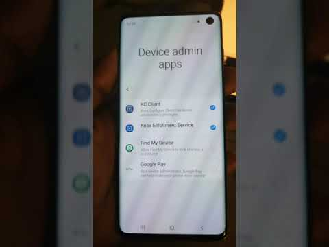 Samsung UnLock MDM Payjoy solution - смотреть онлайн на Hah Life
