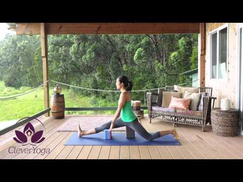 How To Use Yoga Blocks To Increase Flexibility | Clever Yoga