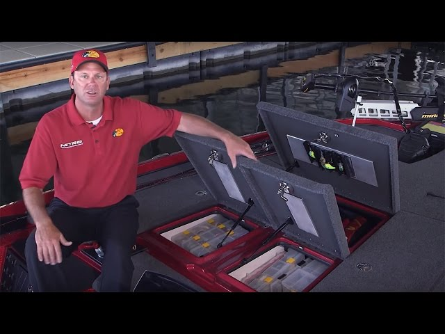 NITRO Boats: Z21 Walk Around Review with Kevin VanDam