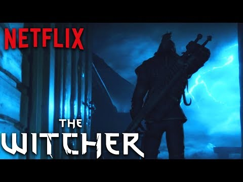 THE WITCHER | NETFLIX ORIGINAL SERIES | TEASER TRAILER [HD] | NETFLIX