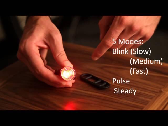 Видео Фары Lezyne LED Femto USB Drive black