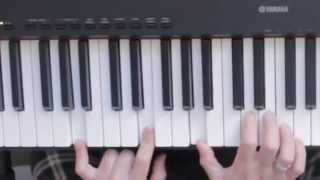 Sumergeme En Tu Gloria Barak - Tutorial de Piano - Omarosvideo