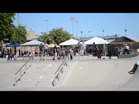 Volcom - 2014 Wild In The Parks - Rio Vista Skatepark - Peoria, Arizona