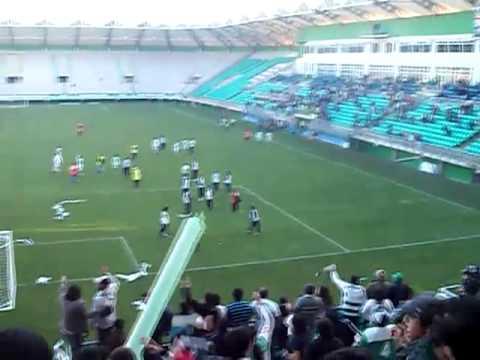"""""""colchagua"""" Barra: Los Devotos • Club: Deportes Temuco"""