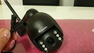 Alles im Blick !!! Die PTZ IP Dome Kamera von Ctronics im Test