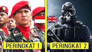 Geser Sas Inggris Kopassus Indonesia Jadi Pasukan Paling Mematikan Nomor Satu Di Dunia