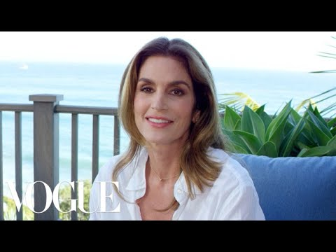 73 Questions With Cindy Crawford | Vogue