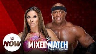 Mickie James to replace Sasha Banks as Bobby Lashley's partner on WWE MMC: WWE NOW - Video Youtube