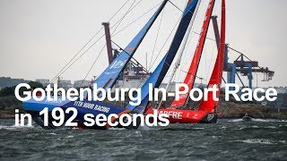 VOR: Vestas 11th Hour Racing wins Gothenburg In-Port Race; MAPFRE wins the In-Port series