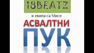 Asvaltni Puk ft. 18beatz - Zivot Bez Pravila.wmv