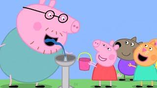 Peppa Pig Full Episodes | Peppa Pig Looks For Water | Kids Videos