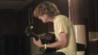 """Vince Scheuerman [from Army of Me] - """"Rise"""" acoustic"""