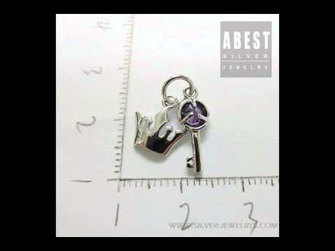 925 Sterling Silver Jewelry Pendant Designs