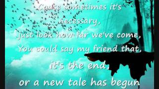 Westlife - We are one (con letra)