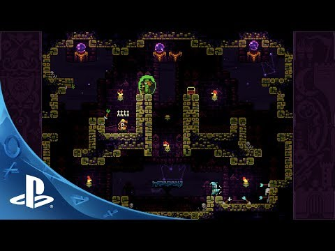 Towerfall Ascension - launch trailer