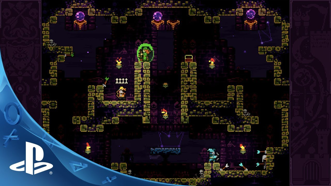 TowerFall Ascension Out Today on PS4