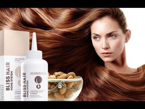 youtube Bliss Hair (Блисс Хаир) - масло для волос