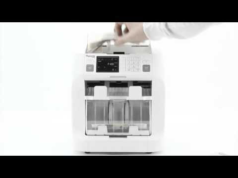 Видеообзор счетчика банкнот Cassida Zeus