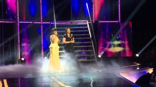 Gerphil Flores and Regine Velasquez Duet