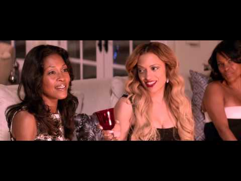 The Best Man Holiday Clip 'Sexting Over Dinner'
