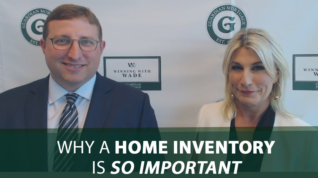 Don't Wait Any Longer to Have Your Home Inventoried