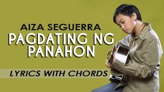 Pagdating ng panahon chords youtube video