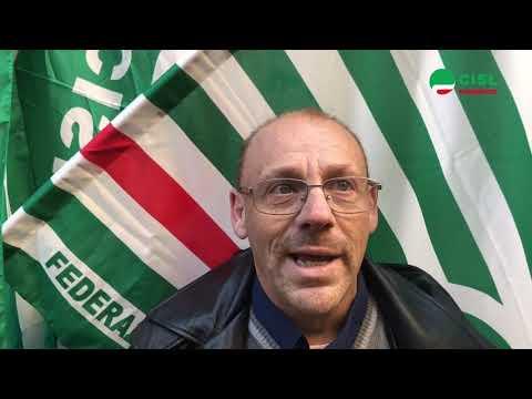 Edili in presidio a Torino per il contratto