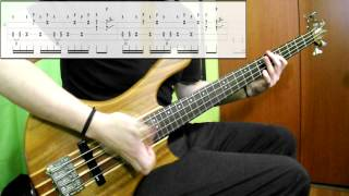 Gambar cover Mudvayne - Death Blooms (Bass Cover) (Play Along Tabs In Video)