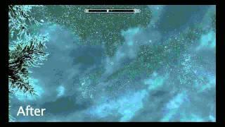 The Elder Scrolls V: Skyrim - Enhanced Night Skies PC Mod