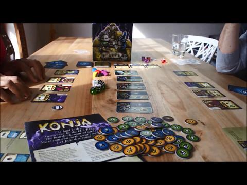 E7 How to play Konja