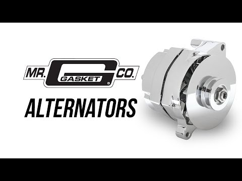 Mr. Gasket Alternators
