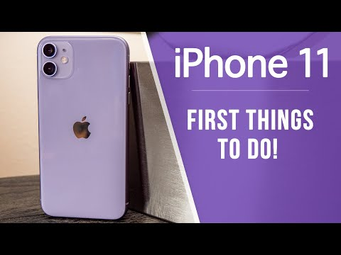 Download iPhone 11 - First 13 Things To Do! Mp4 HD Video and MP3