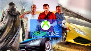 Top 10 Xbox One Games -  2014
