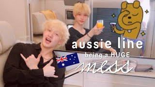 Stray Kids Aussie Line Being A Mess