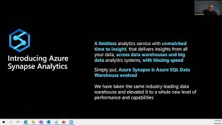 Building Analytics Solutions Faster with Azure Synapse Analytics by Saveen Reddy