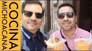 ⭕️ Desayunar, Comer Y Cenar, Opciones De Comida Típica Michoacana En Morelia Gastronomía T2 E20