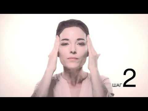 Лимфодренажный массаж круги под глазами