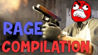 CS:GO - Rage Compilation #14!