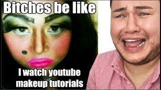 Makeup Artist REAGIERT Auf MAKEUP MEMES