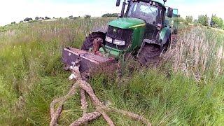 Tractors stuck in the mud - full episode