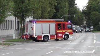 preview picture of video 'Einsatzfahrzeug der FuRW 5 Ramersdorf'