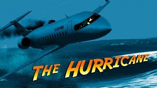 "GTA 5 ""The HURRICANE""   The Story Of Three Pilots 