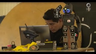 Central 11 TV - Robots