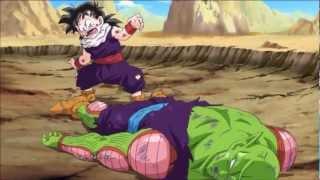 [Dragon Ball Z - Ultimate Tenkaichi] - Story Mode 5 - Gohan-Krillin-Piccolo vs. Nappa
