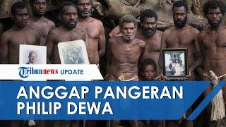 Suku Vanuatu Memuja Pangeran Philip, Siapkan Ritual Berkabung Khusus untuk Suami Ratu Elizabeth II